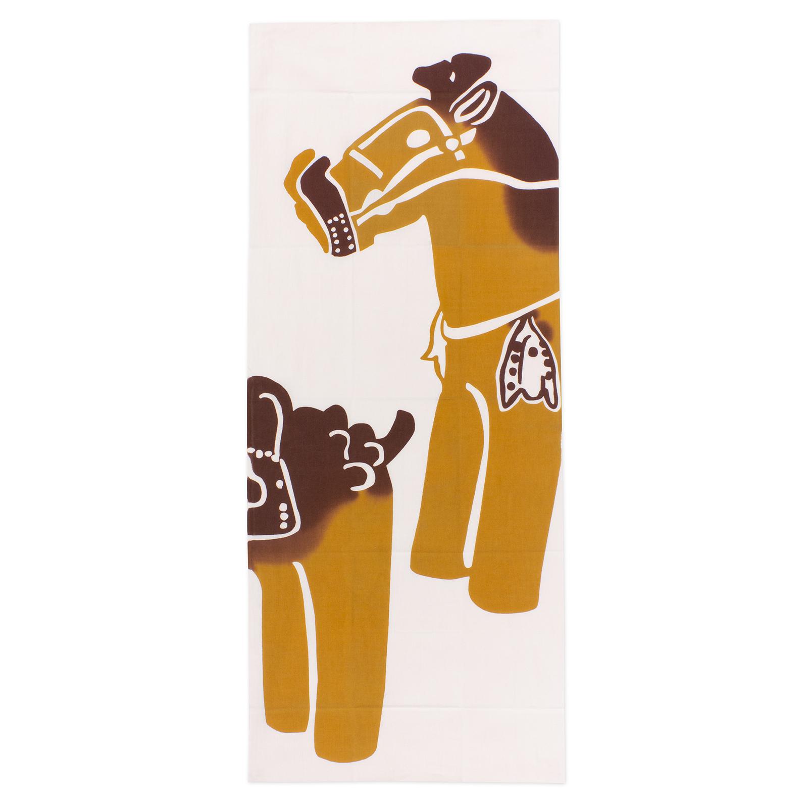 手ぬぐい 馬埴輪