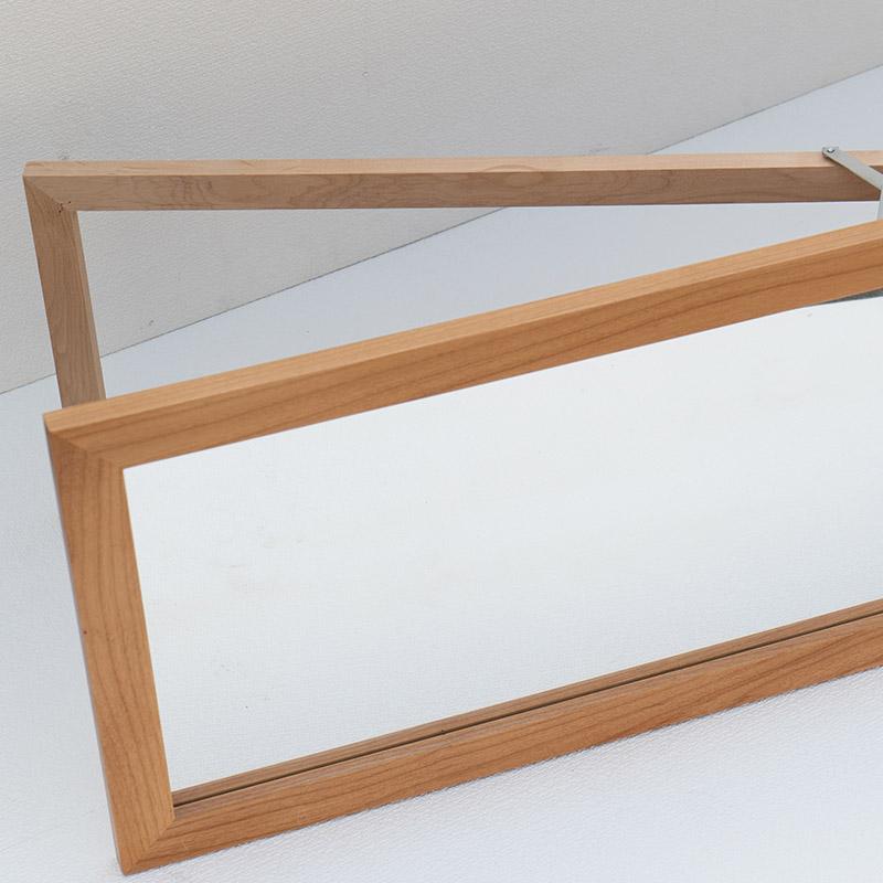 家トレミラー(木枠タイプ)高透明防湿ミラー3mm
