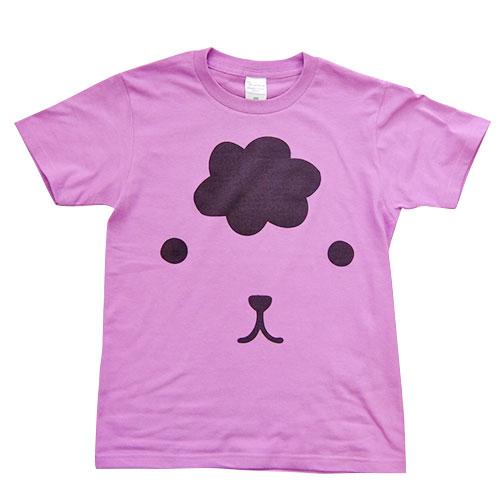 カピバラさんTシャツ リーゼントくん1