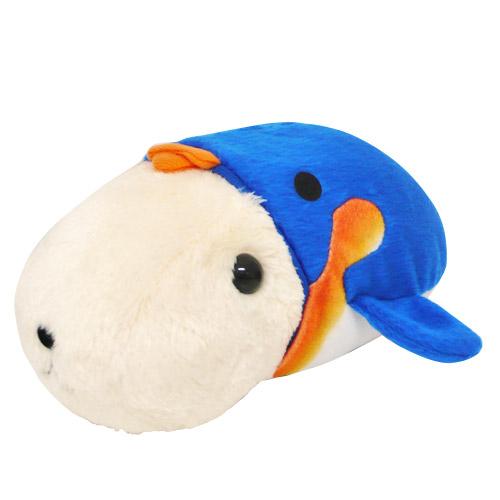 ぬいぐるみ ぺんぎん(ホワイトさん)|まねっこ水族館
