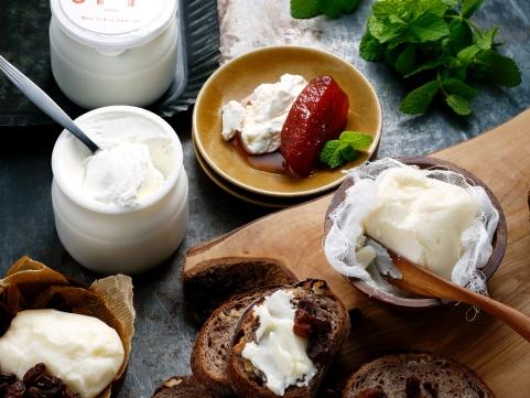 宮崎「アリマン乳業」真実のバター&チーズセット