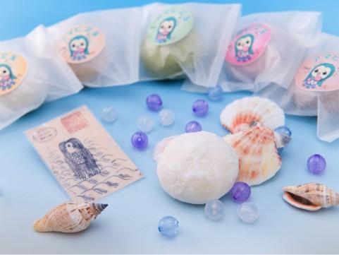 【 九旬直送便 】熊本・天草「永田冷菓」アマビエ様勢ぞろいアイスセット