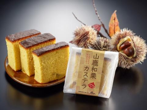 熊本「あんず」山鹿和栗菓子セット