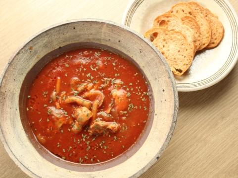 【特産九州便】沖縄「味噌めしや まるたま」久米島赤鶏の味噌スープ&味噌ラフテー&王朝味噌セット