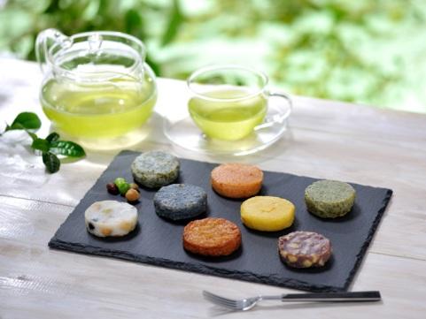 鹿児島「吉之助キッチン」8種の彩りフレーバーさつま揚げ