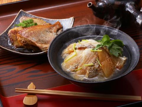 福岡・糸島「福吉水産」天然真鯛茶漬・小鯛オリーブオイル漬セット