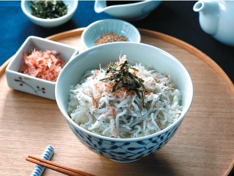 宮崎「みずなが水産」釜揚げしらす丼の素 6食