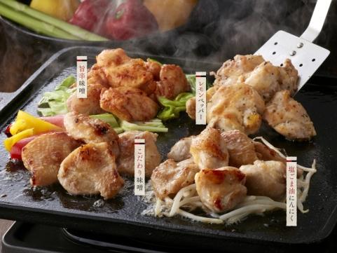 九州産華味鳥 鶏トロジューシー焼きセット
