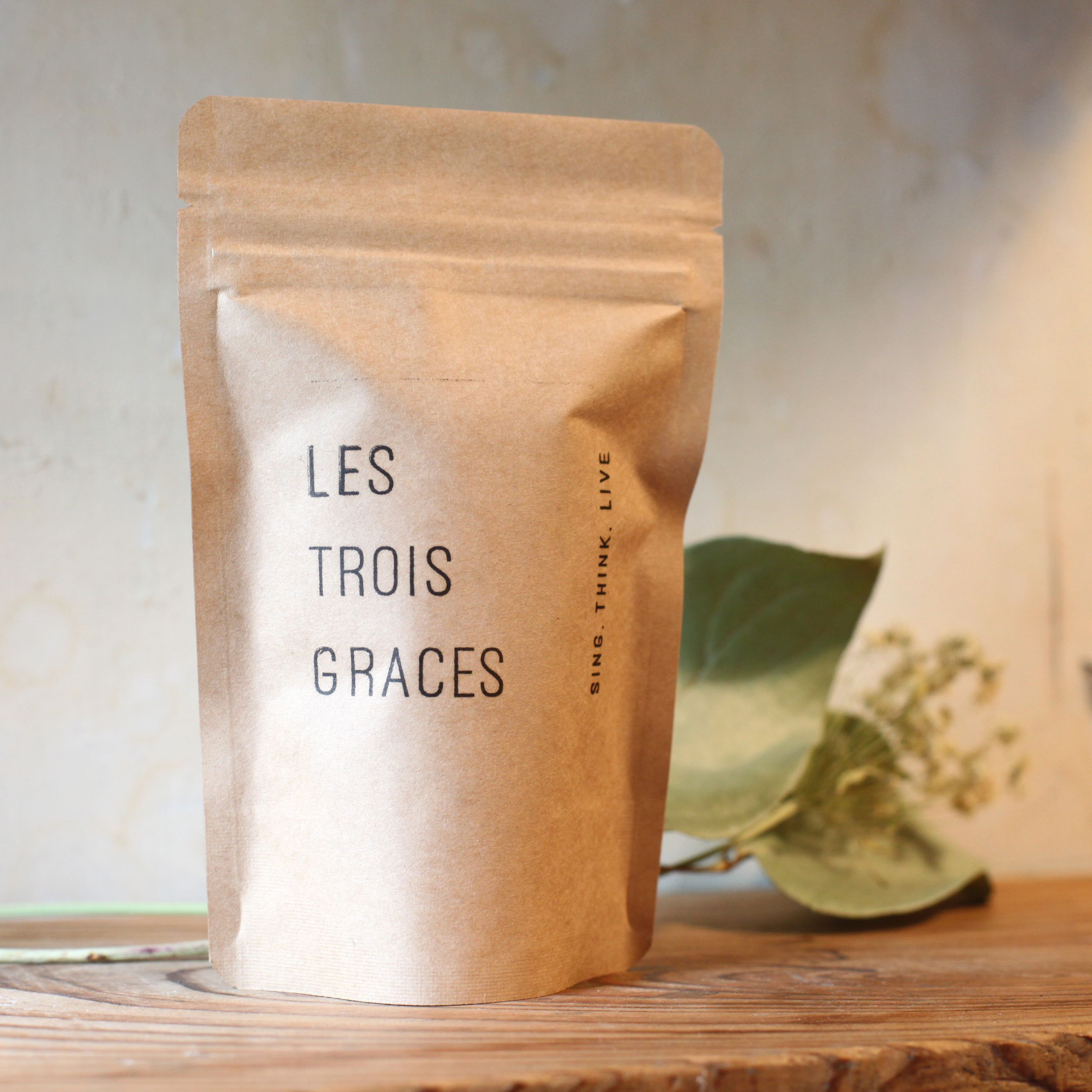 MIZUDASHI CHA(Tea Bag)/LES TROIS GRACES × EN TEA
