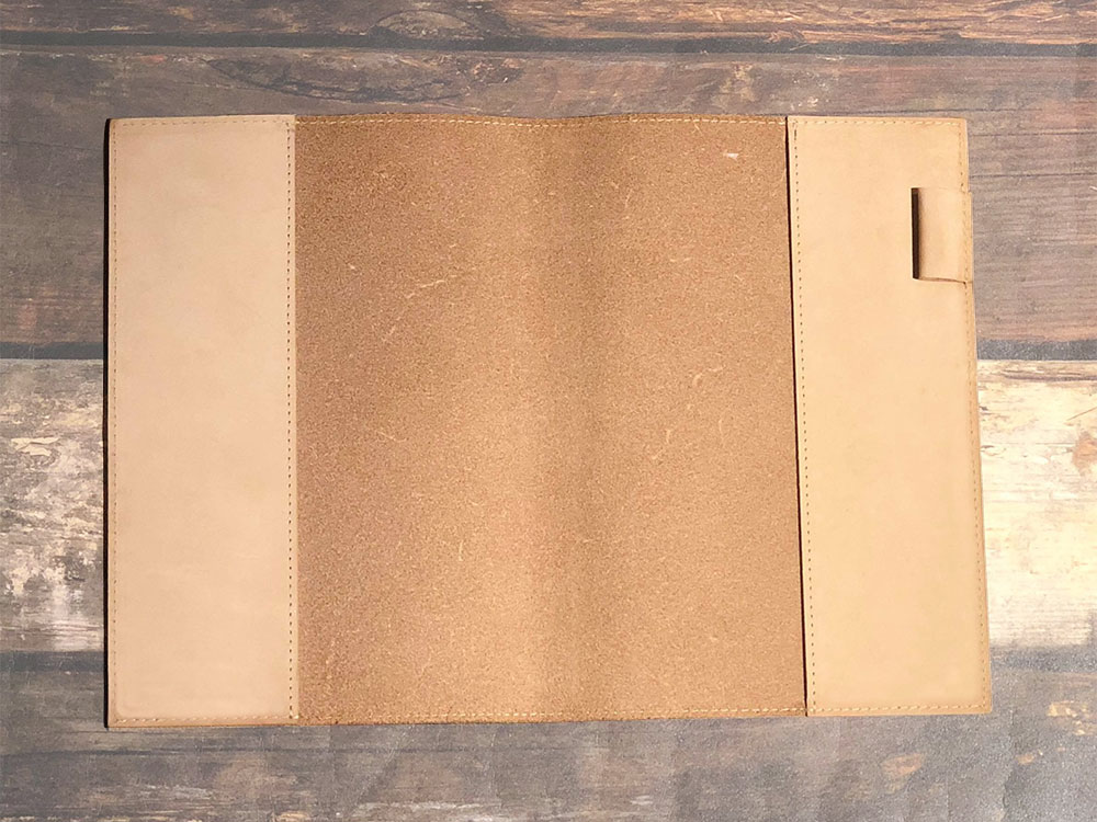 L/R BRAIN 手帳カバー