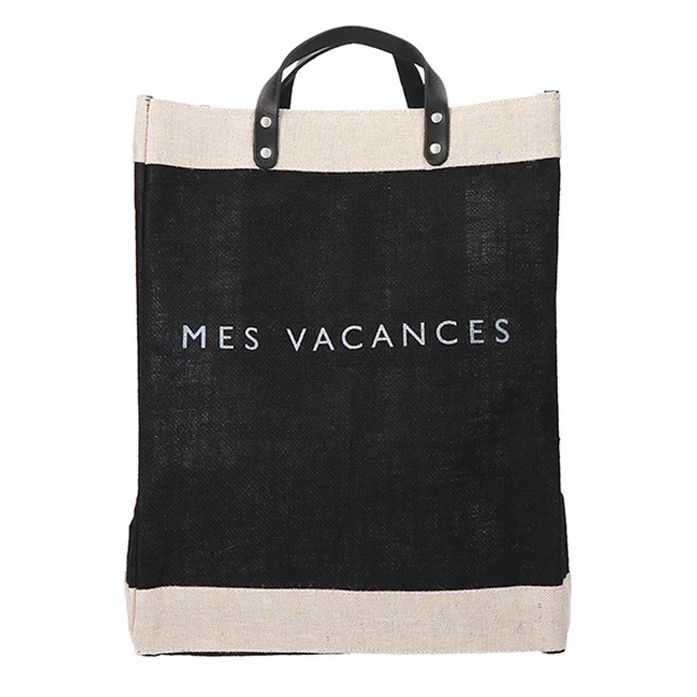 【APOLIS×MES VACANCES】マーケットバッグ