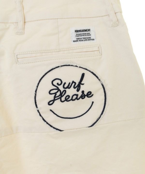 The Boarder Shorts / OFF.WHITE / WOMAN / HORN GARMENT / ホーンガーメント