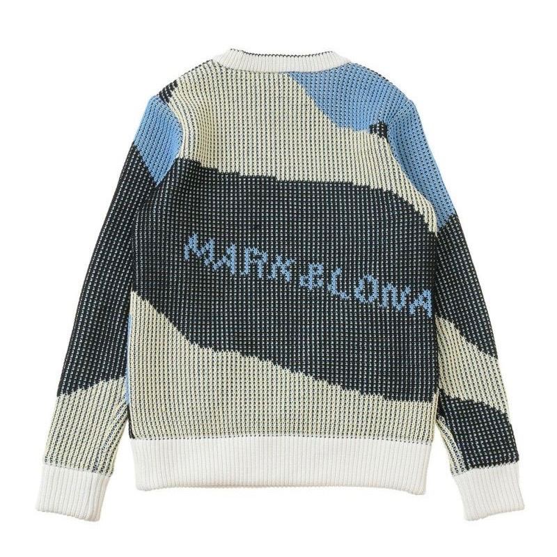 Avalon PullOver Knit Outer / BLACK / WOMEN / MARK&LONA / マークアンドロナ