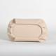 【LB × C コラボ商品】フレームソフトレザーバッグ S ミルクマカロン(milk macaron)