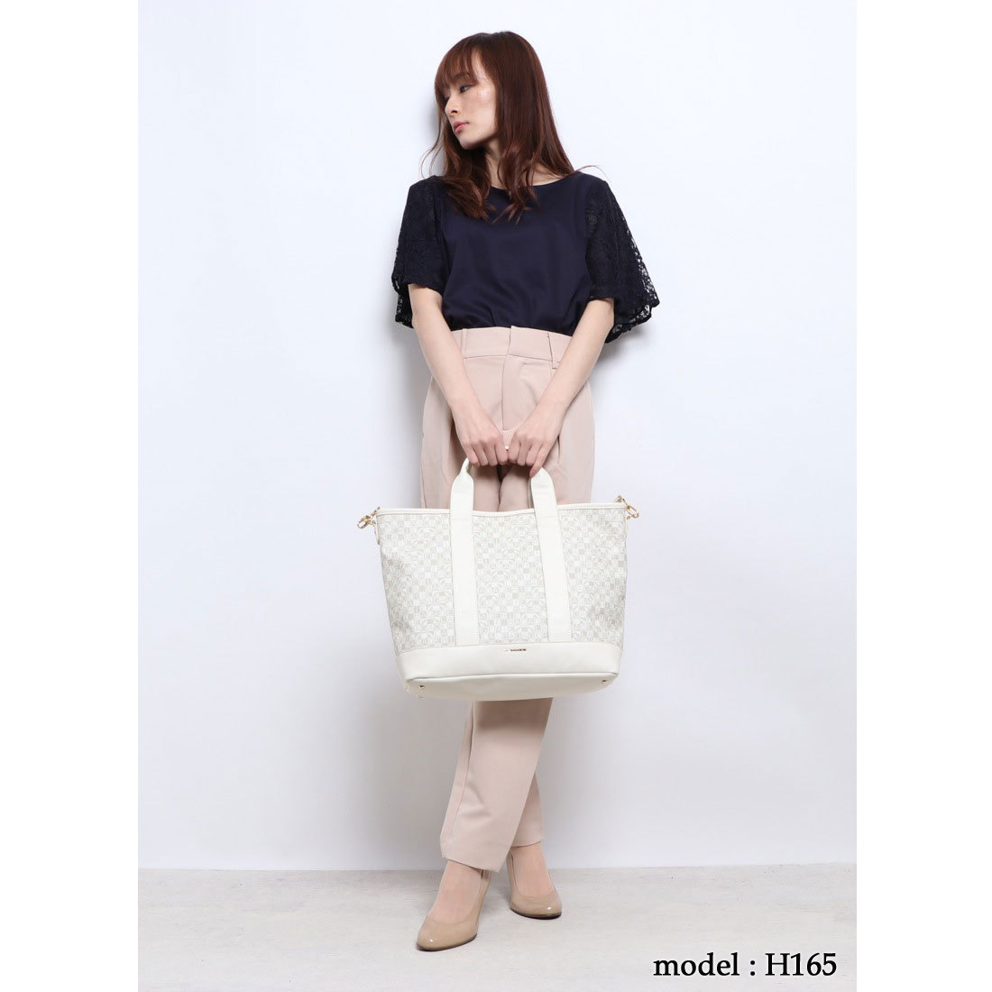 【OUTLET】 モノグラムトートM