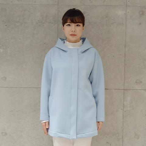 2021`Autumn/Winter 【PONCHI】ポンチテントパーカージャケット  【8528501】