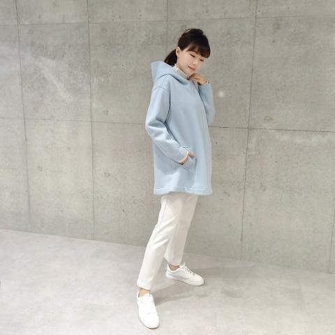 2021`Spring 【PONCHI】ポンチテントパーカーJK  【8528501】