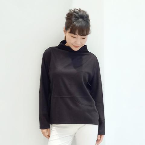 2021`Autumn/Winter丸ポケットプルオーバー【1129505】