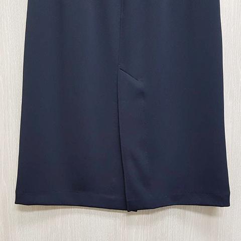2021`Spring【Aqua】フィッシュテールスカート 【7128701】