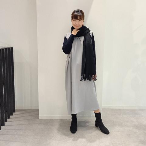 2021`Autumn/Winter2wayワンピース【5129501】