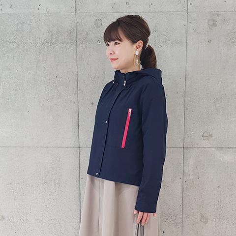 2021`Spring配色パイピングジャケット 【27378】