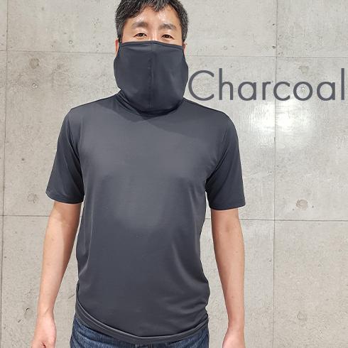 2021年インテグレメンズトレーニング冷感UV-カットフェイスカバー半袖/長袖T-Shirt 【1326506/1127502】