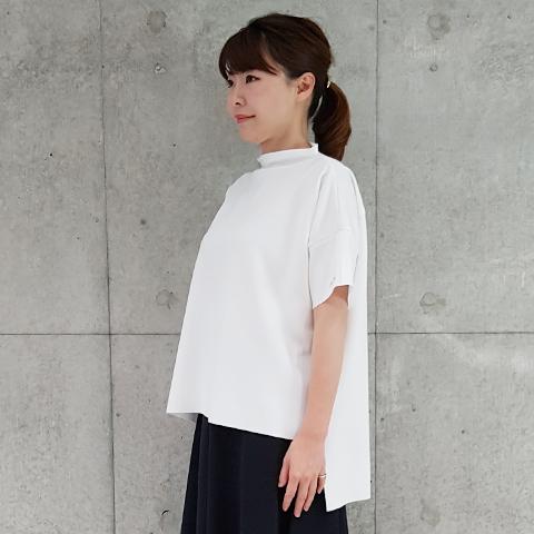 "2021`Spring/Summer ""Blue Bee″ハイネックプルオーバー【1328504】"