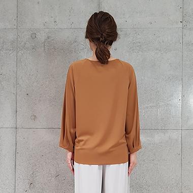 2020年プルリボリューム袖プルオーバー【1125701】