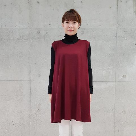 2020秋冬 ロングベスト 【3117505-27】
