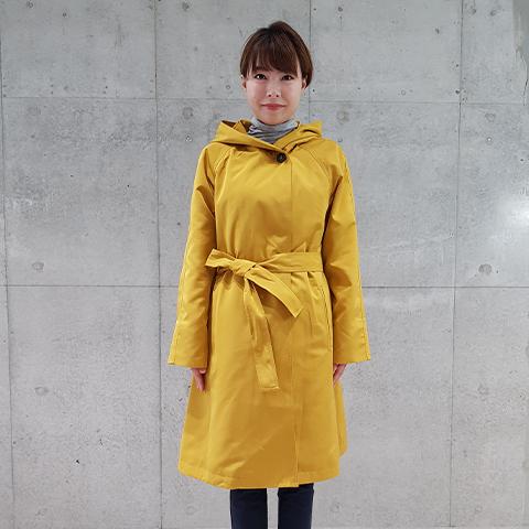 2020`秋冬ライナートレンチコート 【203616】