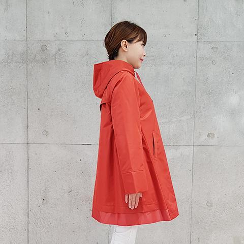 2020`秋冬撥水加工3WAYコート 【204404】
