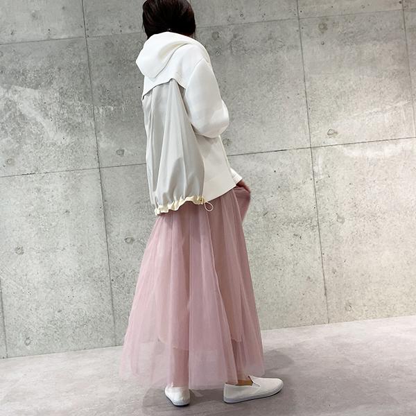 2020春 エアクッション パーカージャケット パーカー ジャケット【8526702】