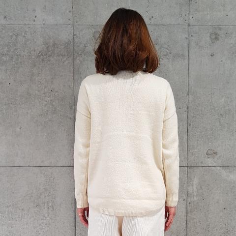 2020`秋冬ケーブル編みニットセーター【2127710】
