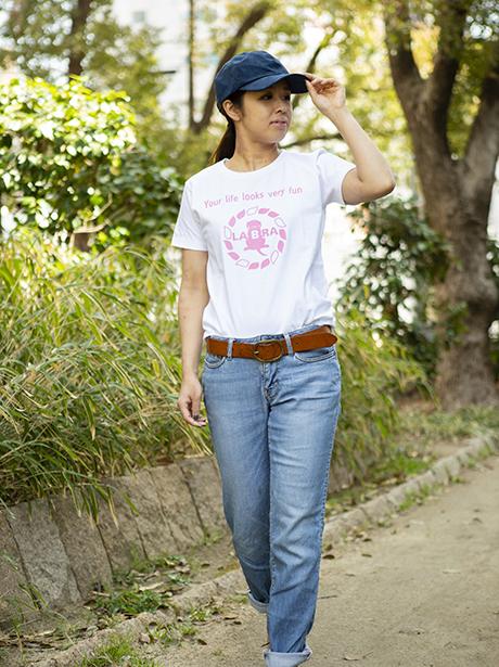 Lady's Your Life Tシャツ [ネコポス対応]
