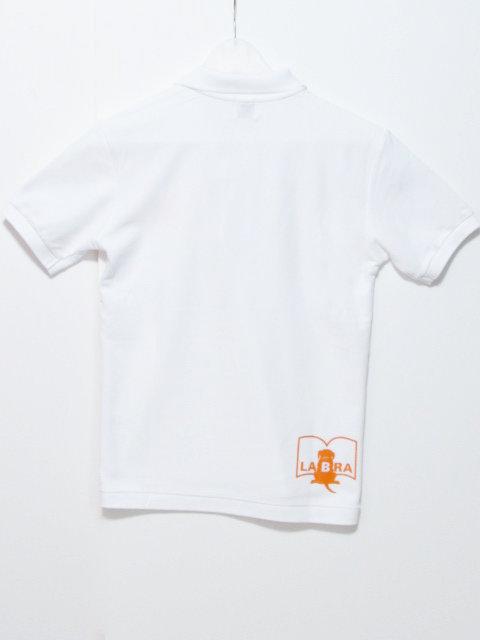 メンズ ブックポロシャツ
