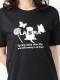Butterfly Tシャツ [ネコポス対応]