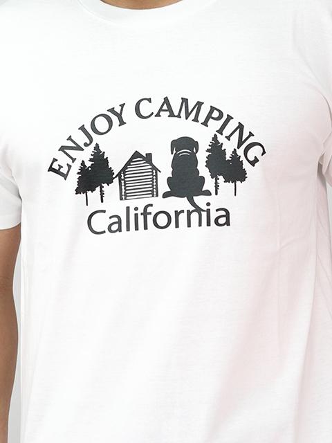 Enjoy Camping Tシャツ [ネコポス対応]
