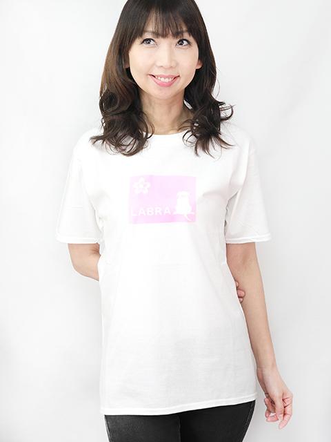 スクエア花びら Tシャツ [ネコポス対応]