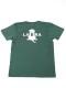 MEN's 【定番】バックロゴプリントTシャツ [ネコポス対応]