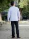 Men's Squared ロンT [ネコポス対応]