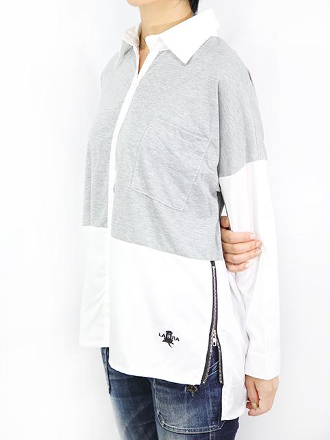 Lady's カットソー&シャツの組み合わせトップス
