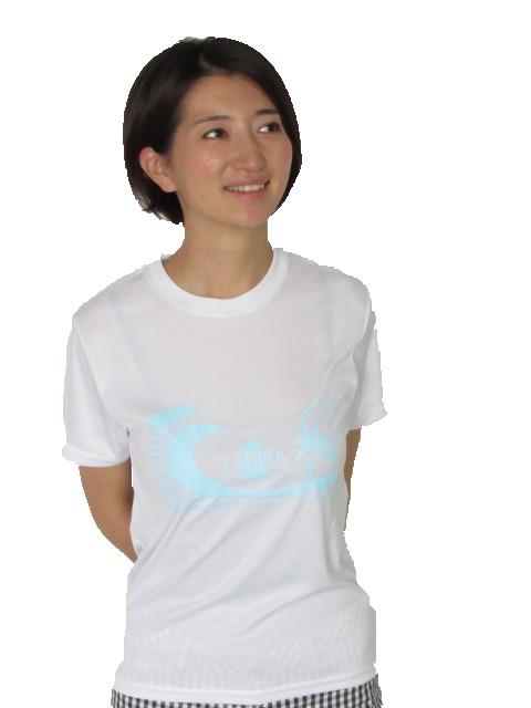 Lady's  サーフィン Tシャツ [ネコポス対応]