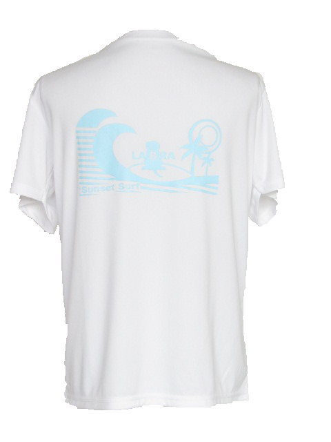 Men's サーフィン Tシャツ [ネコポス対応]