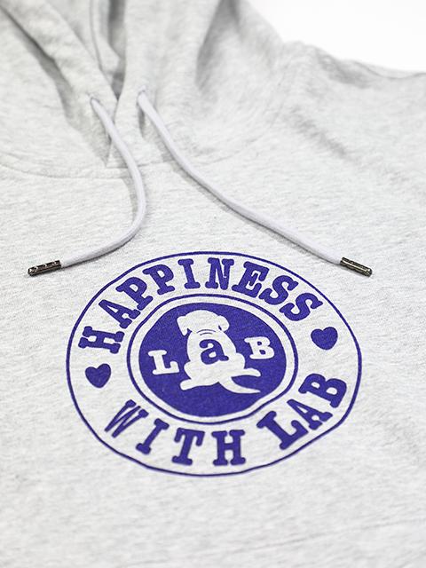 HAPPINESS パーカー