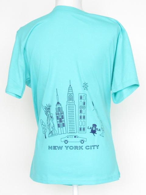 Men's NY Tシャツ [ネコポス対応]