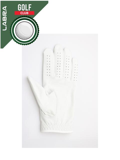 【LABRA GOLF CLUB】ゴルフ手袋 [ネコポス対応]