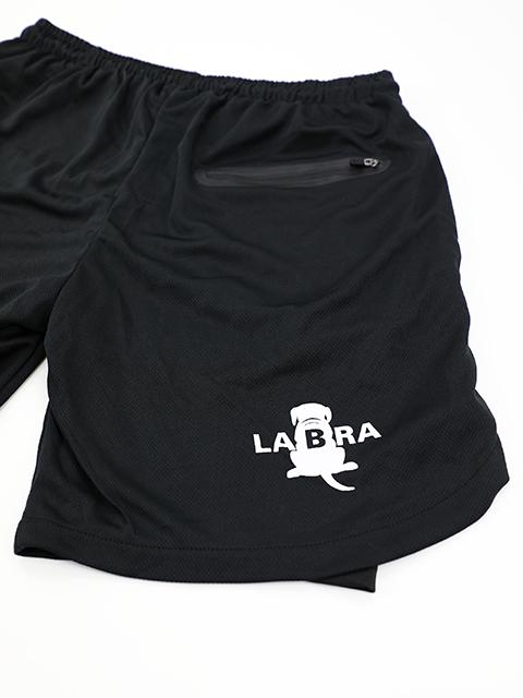 【Labra Sport】ランニングハーフパンツ [ネコポス対応]