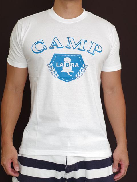 Men's camp Tシャツ [ネコポス対応]