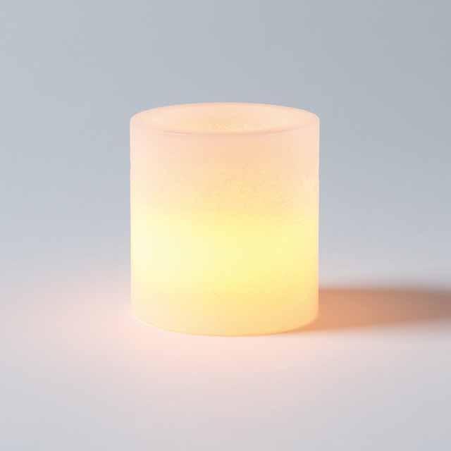 LEDワックスベース ラウンドS(東京堂/XT018403, XT18403)【フラワーベース(花器)】