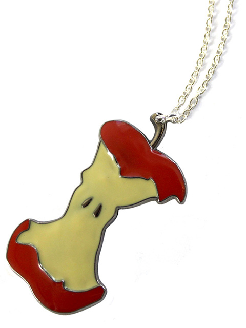 KAREN MABON Apple Core Necklace